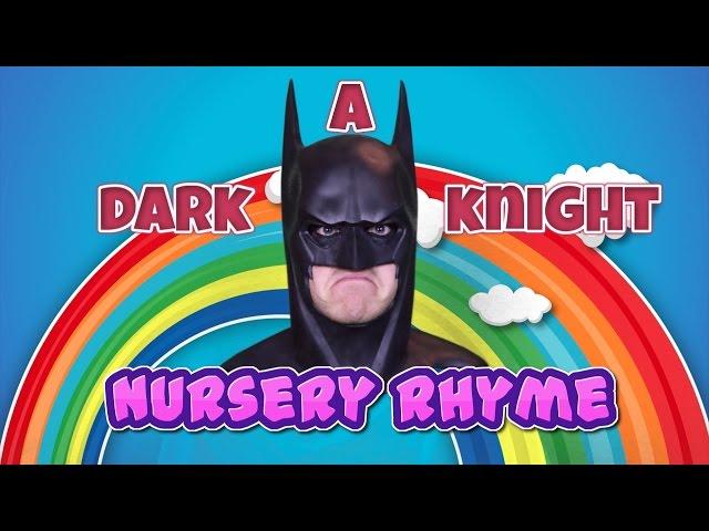 Batman sings a Nursery Rhyme: Baa Baa Black Sheep!