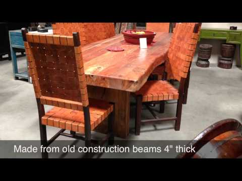 Wood Dining Tables
