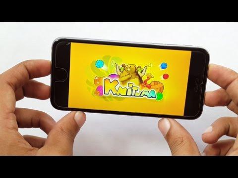 Knituma - The Crazy Knitting iPhone 6 Gameplay HD