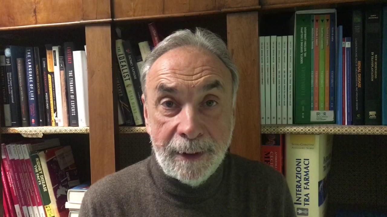 Giuseppe Remuzzi sul caso di dj Fabo e il fine vita - YouTube