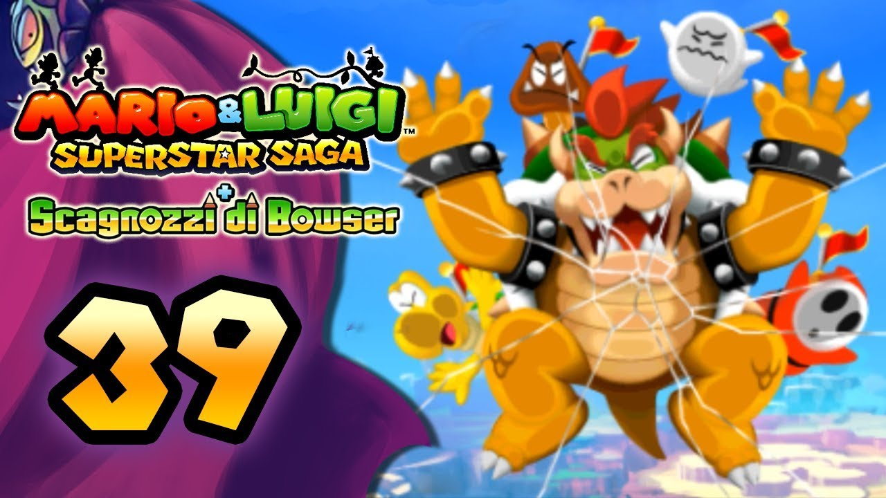 690dc4414e4d2 Mario   Luigi Superstar Saga + Scagnozzi di Bowser ITA  Parte 39 -  Salvataggio esplosivo
