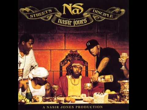 Nas Live Now Streets Disciple instrumental Hip Hop Beat Earth Wind & Fire Fantasy prod by Troy K.