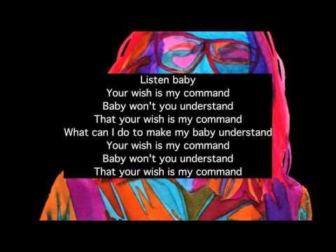 Breakbot - Baby I'm yours (Lyrics)