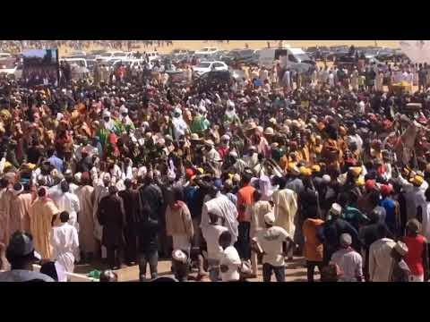 #Kaduna100: Zazzau Emirates Advance Party