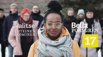 Bella Forsgren - vaalivideo 2019