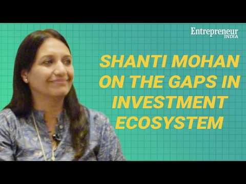 Shanti Mohan of LetsVenture on Women Entrepreneurship