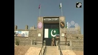 Pakistan News (19 Oct, 2017) - Pakistan military takes pride in Afghan border fence project