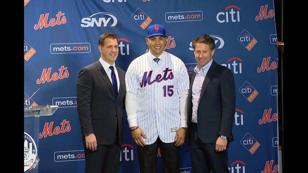 New Mets Manager Carlos Beltran Can T Wait To Re Write Our Story