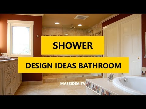 50+ Best Contemporary Shower Design Ideas for Your Bathroom 2018