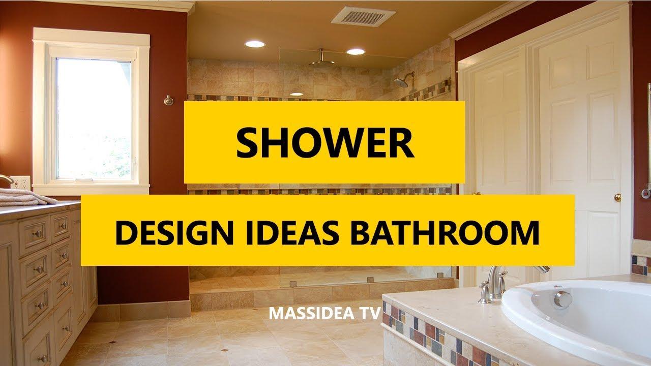 50+ Best Contemporary Shower Design Ideas For Your Bathroom 2018