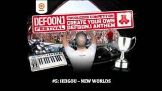 Defqon.1 Australia 2010 | Producers Competition: Heigou - New Worlds