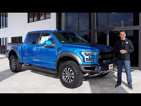 Did the  Ford F- Raptor improve ENOUGH?