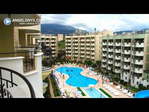 May Garden Club Hotel 4★ Hotel Alanya Turkey