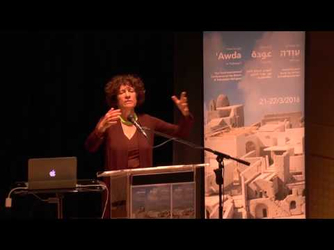 Panel \ The Return of Palestinian Refugees in the local Civil Society \ English Dubbing