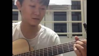 Duyên Phận guitar solo 2 [Mitxi Tòng]