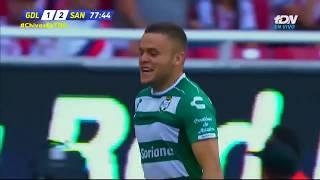 Santos Goleadores | Julio Furch * Jonathan Rodriguez | 2016-2018