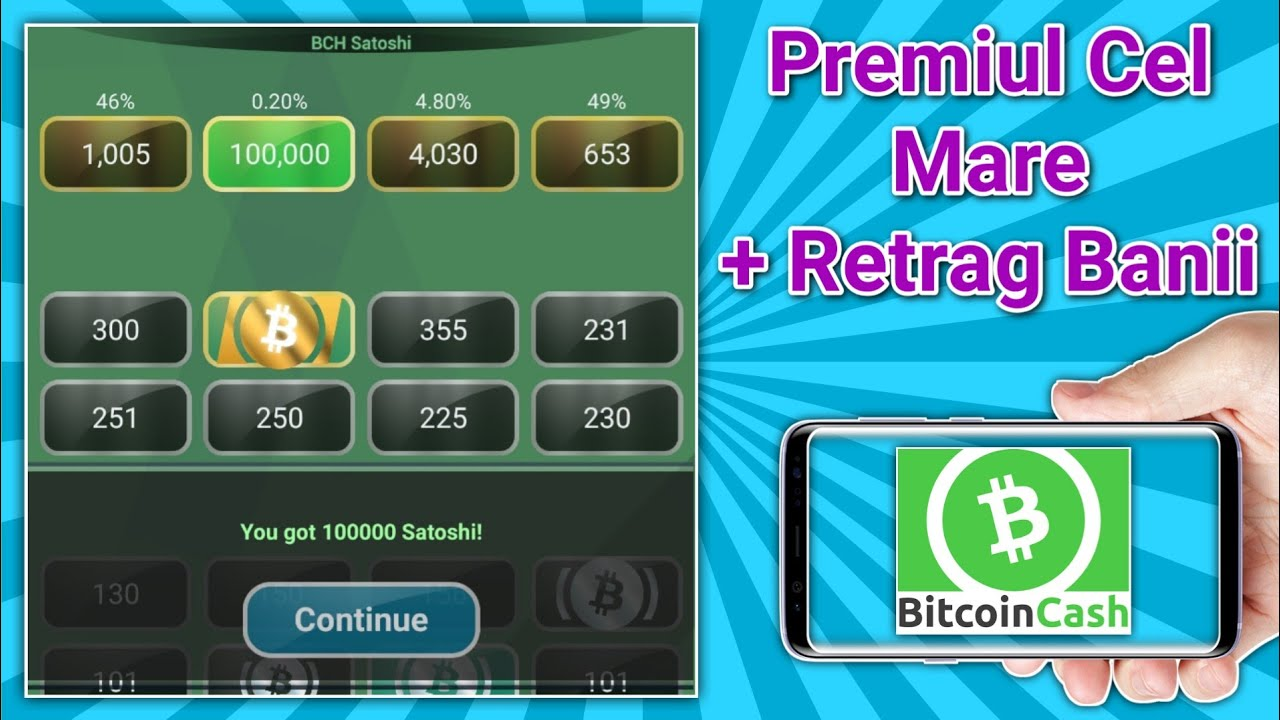 Cum se retrag banii prin Bitcoin? | Centru de ajutor