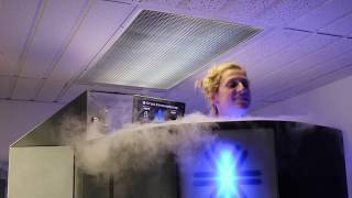 Cryotherapy Parties