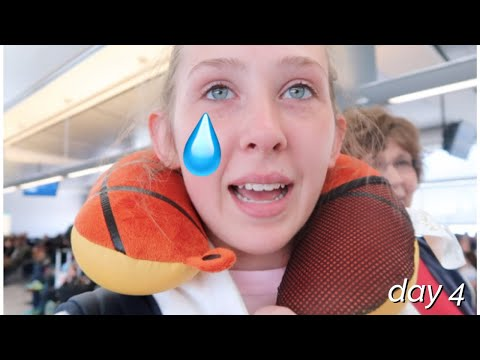 saying goodbye...| day four travel vlog
