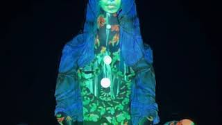 Meditation pt.2 - FACE THE MUSIC (Projection Mapping the Goddess)