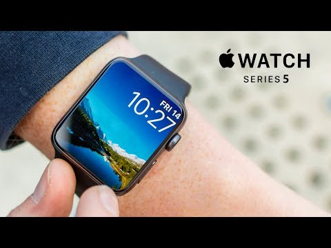Apple Watch Series 5 (2019) - Will Have An Incredible Killing Feature!!
