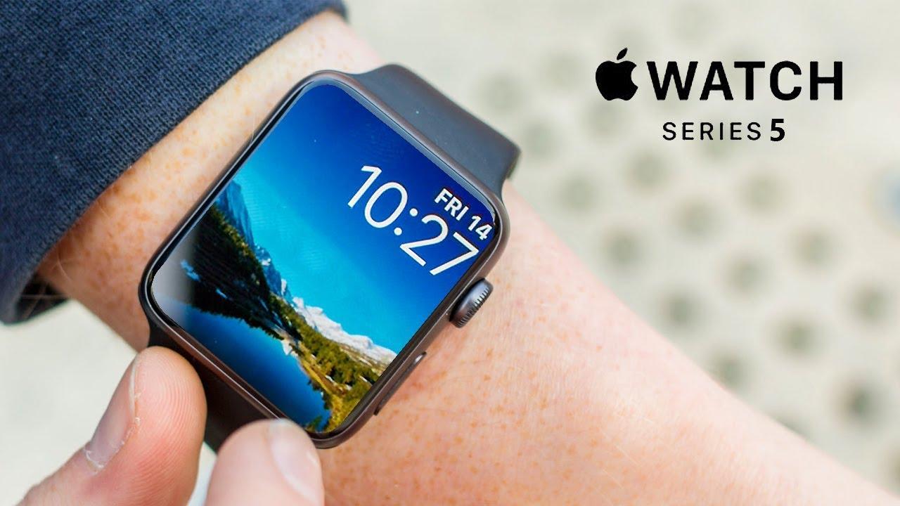 Hasil gambar untuk apple watch seri 5