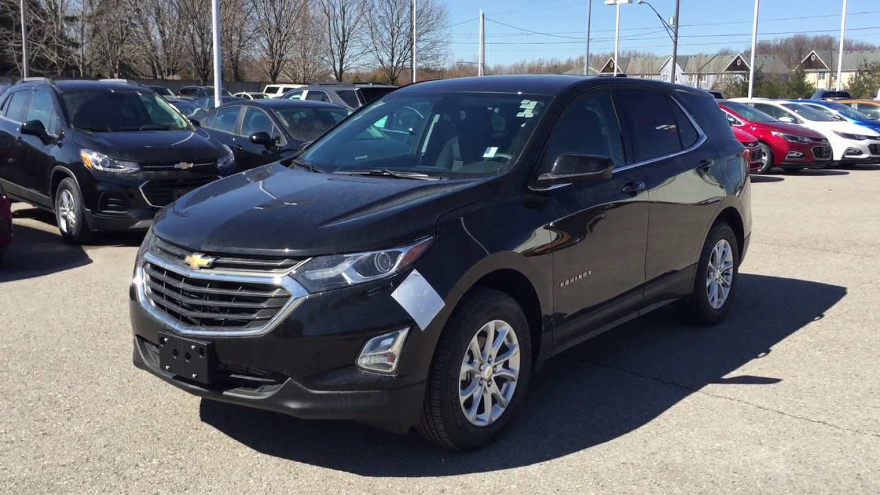 2018 chevrolet equinox black.  chevrolet 2018 chevrolet equinox lt black roy nichols motors courtice on throughout chevrolet equinox black o