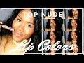 Nude Lip Colors for Brown Girls - Over 8 Plus Shades To Grab 💄