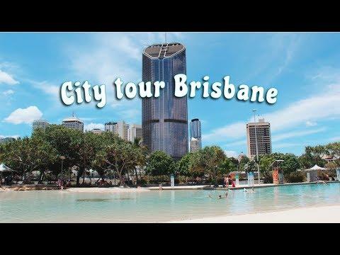 CITY TOUR BRISBANE