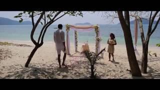 видео Экзотическая свадьба в Тайланде на островах Самуи и Пхукет