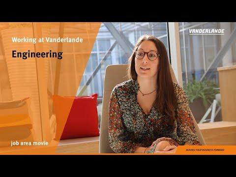 Engineering | Job area movie | Vanderlande