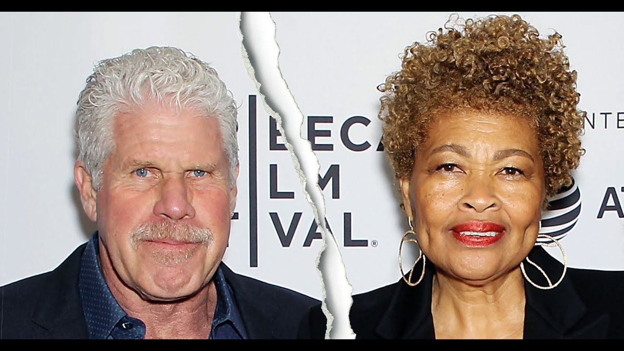 Ron Perlman files for divorce from Opal Stone, wife of 38 years