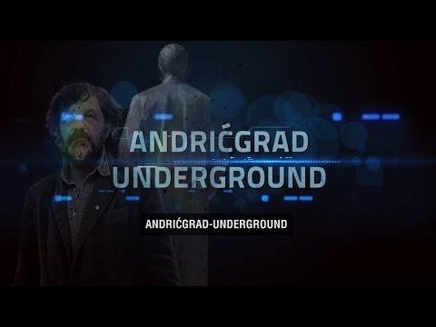 AFERA: Andricgrad Underground - Documentary about Emir Kusturica private city in Visegrad