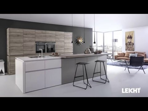 LEICHT Modern Cabinets- Synthia/Ceres