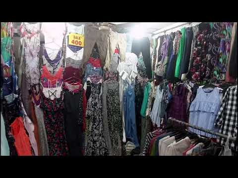 NEW  SUMMER COLLECTION IN SAROJINI NAGAR MARKET ALL NEW BRANDS, CHIP And BEST PRICE RN 65