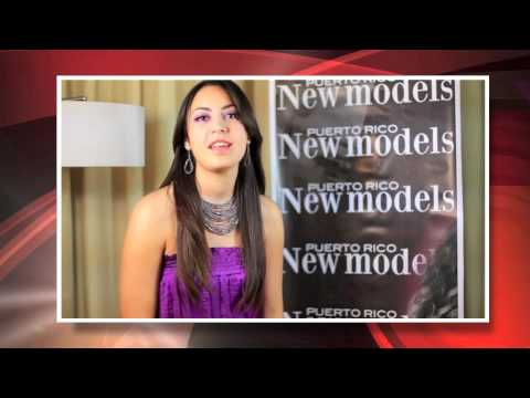 Puerto Rico New Models- Karla Rodríguez (Model)