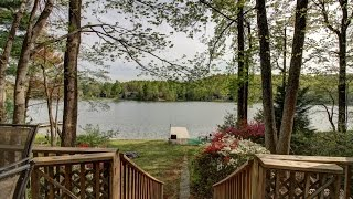 Lake Front Cottage For Sale - Asheville Homes and Land For Sale