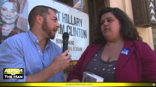 Clinton supporter realizes truth about Hillary