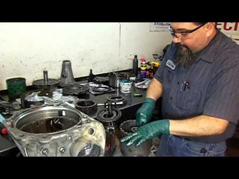 4L60-E Transmission Full Rebuild