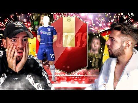 ELITE 1 FUT CHAMPIONS REWARDS mit ZWILLINGSBRUDER !! 🔥😱 Fifa 19 Wakez