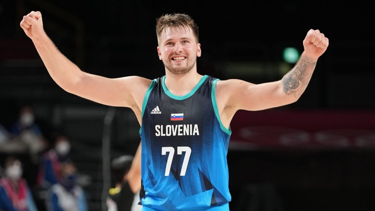 Luka Doncic 48 Pts 1st Olympic Game! Lillard Comments International Players! 2021 Olympics