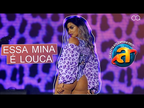 Anitta - Essa Mina é Louca  Planeta Atlântida