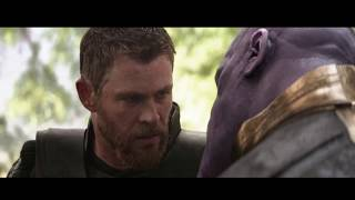 Fight Scene - Thanos Snaps His Fingers - Avengers Infinity War Movie Clip