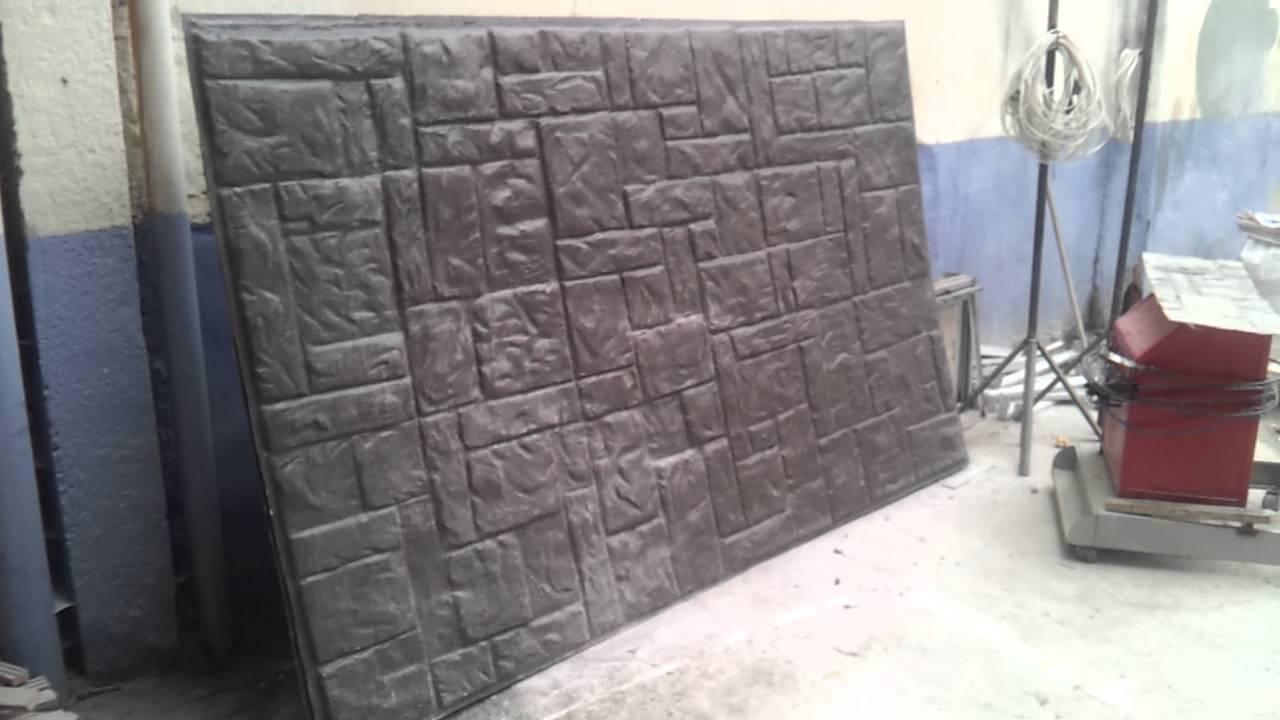 Revestimientos texturizados www artedayraescultor com Revestimiento de paredes para duchas