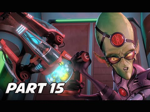 Ratchet and Clank Walkthrough Part 15 - Dr. Nefarious (2016 Let's Play Commentary)