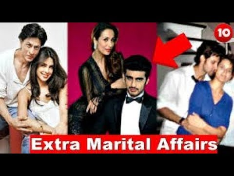 10 most secret Extramarital Affairs Of Bollywood Celebrities