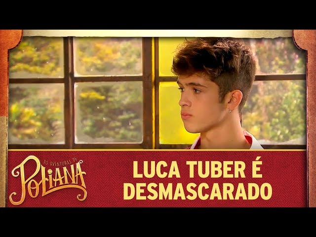 Luca é expulso da Chapa do Contente | As Aventuras de Poliana