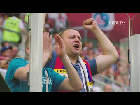 The Story of Matchday 1 at the FIFA Confederations Cup 2017