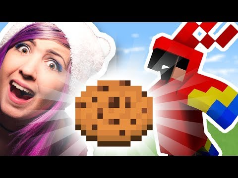 🍪 MINECRAFT COOKIE CLICKER 2 🍪 | 1000 PARROTS CHALLENGE!!