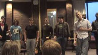If I Ever Fall In Love Again (Acappella) Charlie